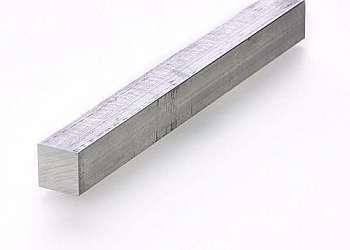 Tanque de aluminio quadrado