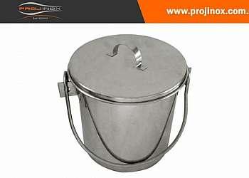Tanque inox 40 litros