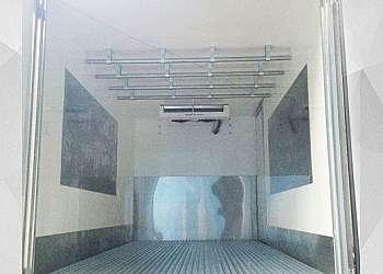 Tanque de aluminio para caminhão