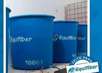 Caixa d água de fibra pb