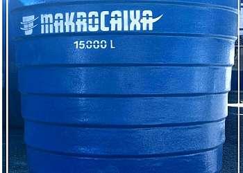 Caixa d'água 15000 litros preço