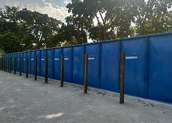 Reservatório modular de água
