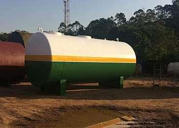 Tanque aéreo para diesel